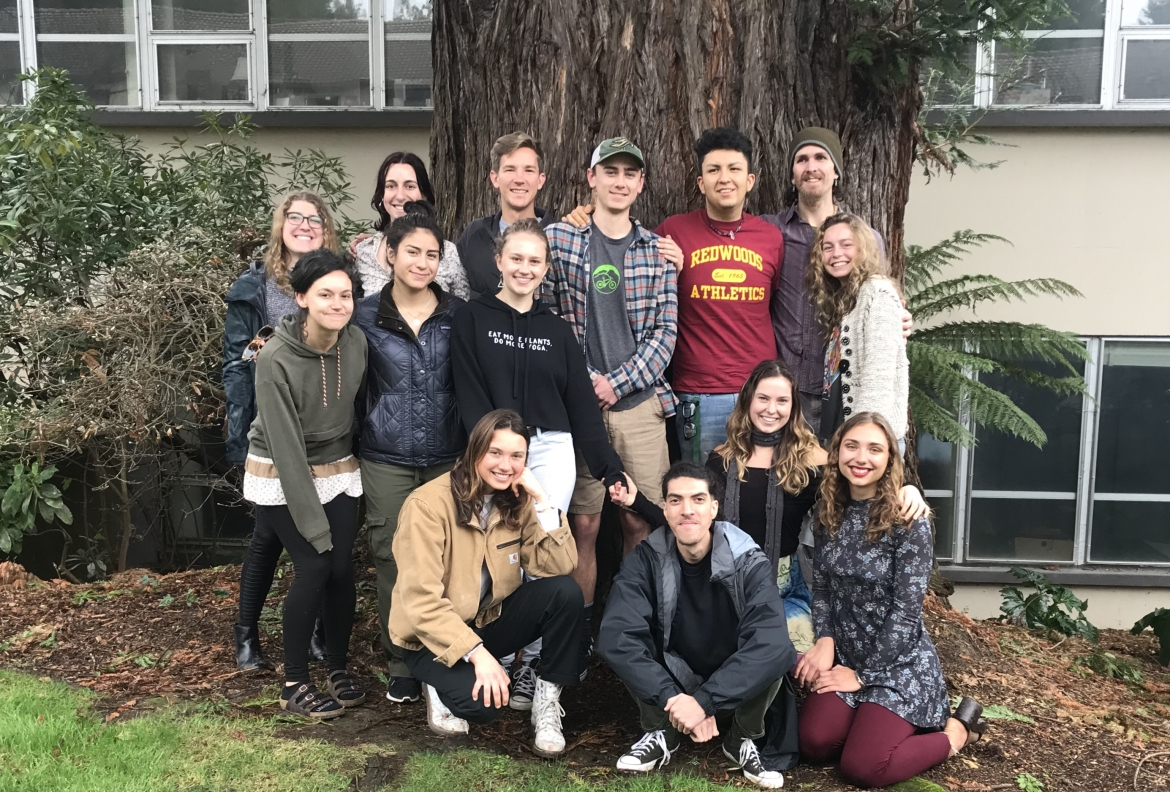 14 students who represent the Spring 2020 WRRAP Team