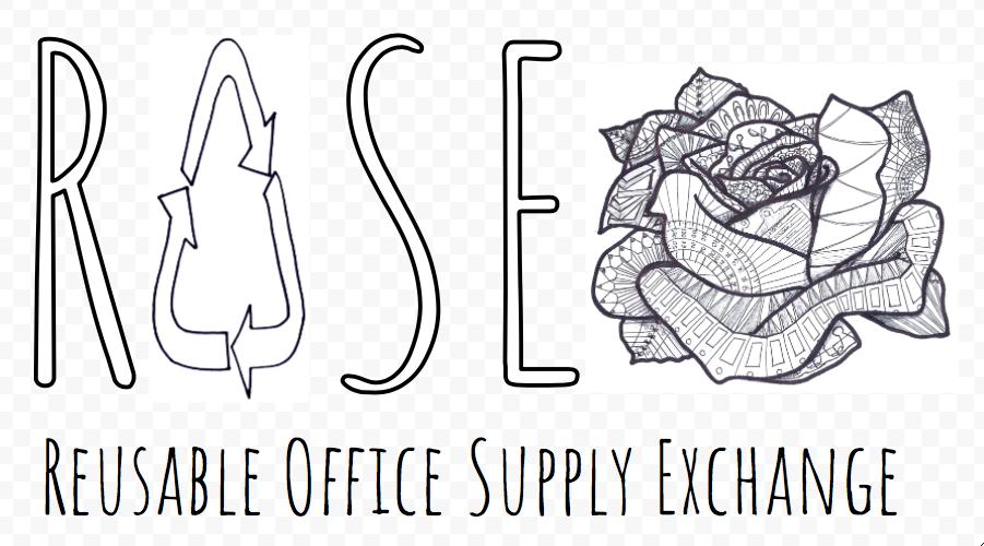 Reusable Office Supply Exchange (ROSE) logo