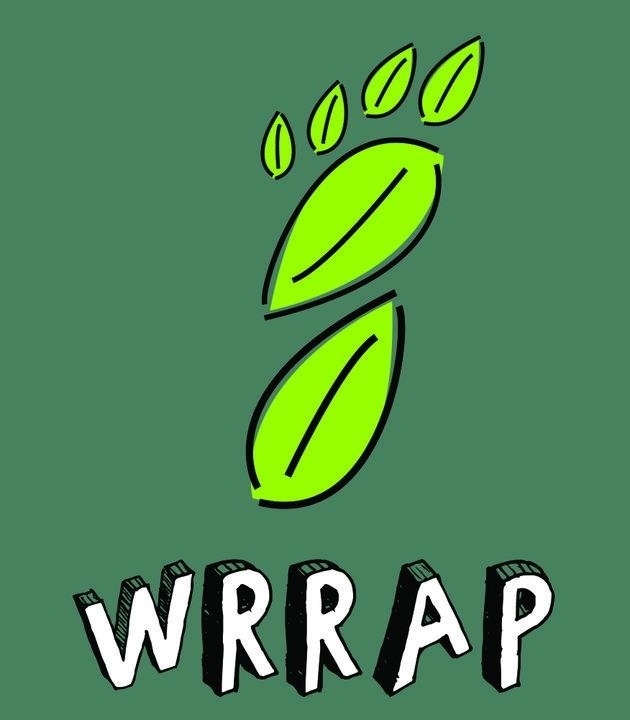 WRRAP footprint logo in color